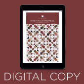 Digital Download - Nine-Patch Madness Quilt Pattern by Missouri Star