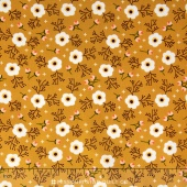 Enchanted - Blossoms Marigold Yardage