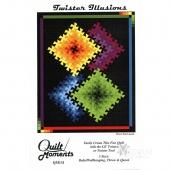Twister Illusions Pattern