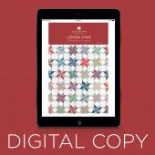 Digital Download - Lemon Star Quilt Pattern by Missouri Star