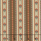 Susanna's Scraps - Prairie Crossing Chocolate Yardage