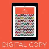 Digital Download - Chevron Quilt Pattern by Missouri Star