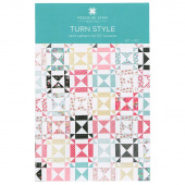 Turn Style Quilt Pattern by Missouri Star