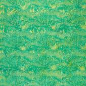 Summer Sensation Batiks - Garden of the Asylum Lucky Bamboo Yardage