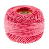 Perle Cotton Thread Size 8 Medium Rose