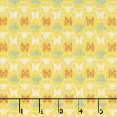 Monarch Grove - Hex Aspen Gold Yardage