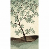 Artisan Spirit - Shimmer Echoes Earth and Ebony Tree Earth Metallic Panel