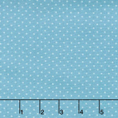 Delfina - Freckles Blue Bird Yardage