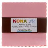 Kona Cotton Solids - New Bright Palette Charm Pack