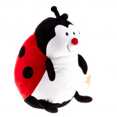 Embroider Buddy Landy Ladybug - Red