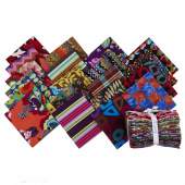 FreeSpirit Mystery Bundles Darks Fat Quarter Bundle