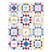 Pure Delight - Quilt Multi Panel