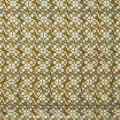 Heavenly - Stained Glass Tan Yardage
