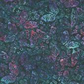 Artisan Batiks - Butterfly Blooms Butterflies Meadow Yardage