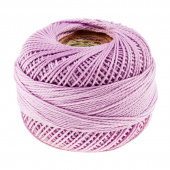 Presencia Perle Cotton Thread Size 8 Light Violet