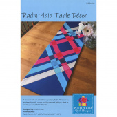 Rad 'N Plaid Table Decor Pattern
