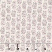 The Emporium Collection - Palmeria Cream Yardage