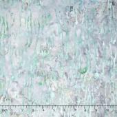 Blossom Batiks - Turq/Blue Lines Yardage