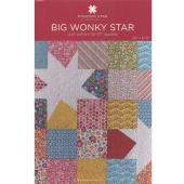 Big Wonky Star Quilt Pattern by Missouri Star