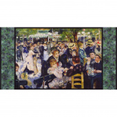 Renoir - People Multi Digitally Printed Panel