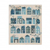 Winter Village Block of the Month
