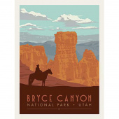 National Parks - Bryce National Park Poster Panel