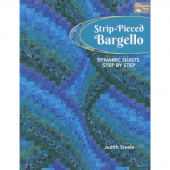 Strip-Pieced Bargello Book