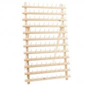 Mega-Rack II 120 Spool Thread Rack