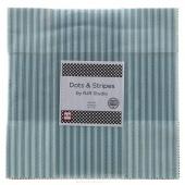 Dots & Stripes Patty Cake