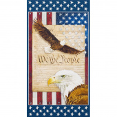Patriots - Eagle Americana Digitally Printed Panel