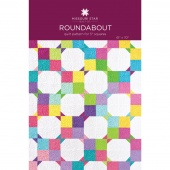 Roundabout Quilt Pattern by Missouri Star