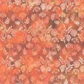 Floragraphix V - Sprigs Red Yardage