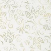 Whisper Batiks 2 - Spaced Floral Whisper Yardage