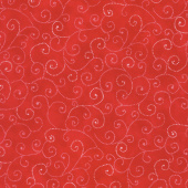 Moda Marble Swirls - Flag Red Yardage