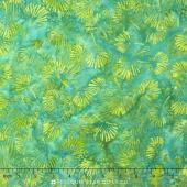 Empress Garden Batiks - Ginko Leaf Chameleon Yardage