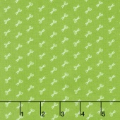 Bee Basics - Scissor Green Yardage