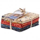 Sweet Blend Batiks Fat Quarter Bundle