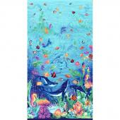 Ocean Magic - Magical Ocean Life Multi Panel