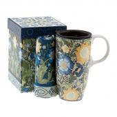 Dear William Travel Mug with Lunch Tote Panel