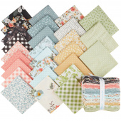 Gingham Gardens Fat Quarter Bundle