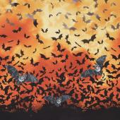 Wicked Hot - Double Border Bats Yardage