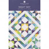 Night Sky Quilt Pattern by Missouri Star