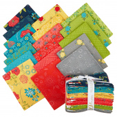 Wildflower Boutique Fat Quarter Bundle