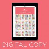 Digital Download - Twinkling Stars Quilt Pattern by Missouri Star