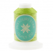 Missouri Star 50 WT Cotton Thread Lime Green