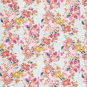Bloomsbury - Botanist's Poem Pink Yardage