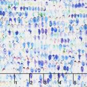 Fiorella - Luminescence Opaline Digitally Printed Yardage