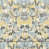 Menagerie - Tapestry Natural Metallic Yardage