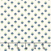 At Home with Bonnie and Camille - Gather Cream Midnight Canvas Yardage