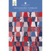 Patchwork Tumbler Quilt Pattern by Missouri Star